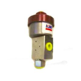 Пневматический клапан UHP, 6,200 бар (нормально закрытый)