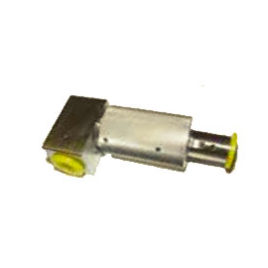 Поворотное соединение UHP, 90 °, 0,25 F/F (4,100 бар)